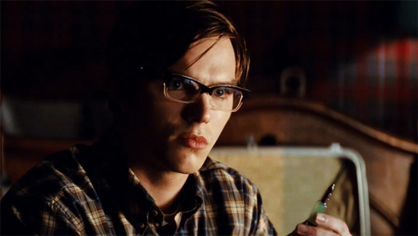 Nicholas Hoult appears as Hank McCoy in a scene from 'X-Men: First Class.'