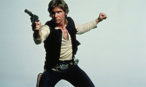 Harrison Ford did carpentry work for director George Lucas, ultimately leading to him landing his two most pivotal roles: &#39;Star Wars&#39; and &#39;Indiana Jones.&#39; <span class=meta>(LucasFilm &#47; Twentieth Century Fox Film Corporation)</span>