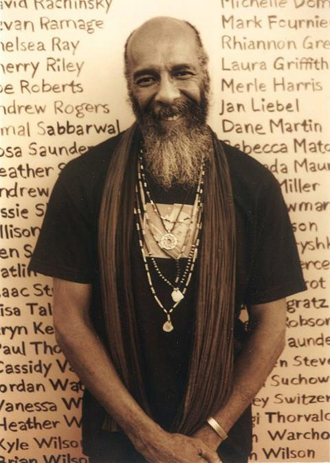 Richie Havens appears in an undated publicity photo provided by The Roots Agency. - Provided courtesy of The Roots Agency