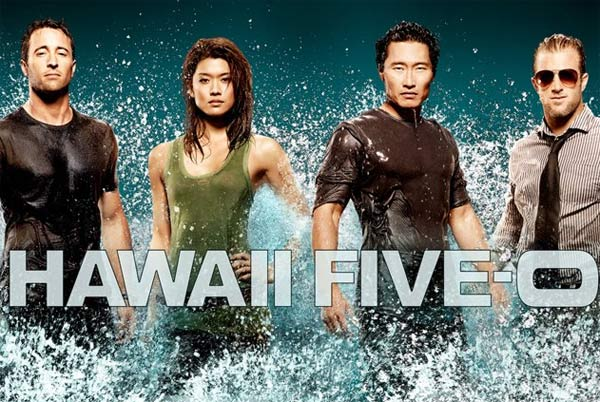 Still image of the cast from 'Hawaii Five-0.'