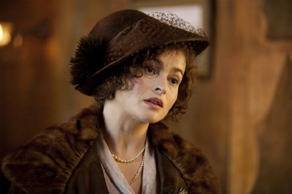 Helena Bonham Carter in a scene from the 2011...