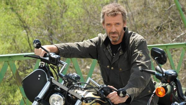 Hugh Laurie turns 53 on June 11, 2012. The actor is known for his role as Dr. Gregory House on the FOX series &#39;House,&#39; which ended in 2012 after eight seasons. &#40;Pictured: Hugh Laurie appears as Dr. Gregory House on the series finale of the FOX series &#39;House.&#39;&#41; <span class=meta>(FOX)</span>