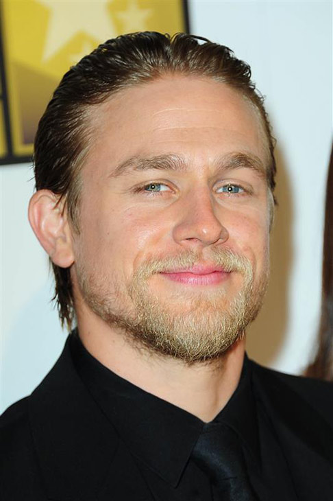 Charlie Hunnam of the FX series 'Sons of Anarchy' attends the 2012 Critics Choice Television Awards in Beverly Hills, California on June 18, 2012.