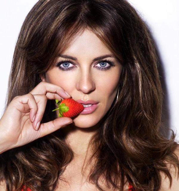 Elizabeth Hurley said on December 12, 2010 that...