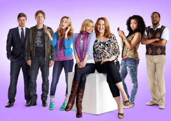 (Pictured: The cast of 'I Hate My Teenage...