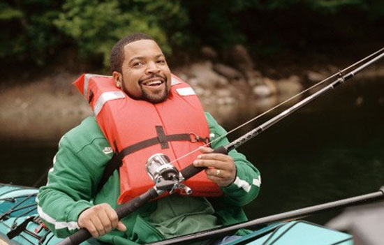 Ice Cube appears in a scene from the 2007 film...