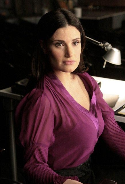 Idina Menzel in a 2010 episode of 'Glee.'