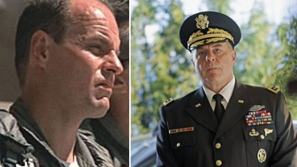 Michael Ironside appears in scenes from 'Top Gun' and 'Smallville.'