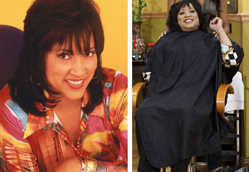 Jackee Harry played Lisa Landry, fashion designer by trade and adoptive mother of Tia on 'Sister, Sister.' After her days on the show, Harry made guest appearances on shows such as 'Twice in a Lifetime,' '7th Heaven,' That's So Raven,' 'One on One,' and landed a recurring role on the show 'Everybody Hates Chris' from 2006 to 2009 as Vanessa.  She also had roles on television movies such as 'The Nick at Nite Holiday Special,' 'The Last Day of Summer,' 'Christmas Cupid' and motion pictures such as 'You Got Served' and 'All You've Got.'  In 2011, Harry appears in the TV movie 'The Ideal Husband' and on the show ''Let's Stay Together.' Harry has one child from her marriage to Elgin Charles Williams, which ended in 2003. (Pictured: Jackee Harry appears in a promotional photo for the TV show, 'Sister, Sister.' / Jackee Harry appears in a scene from