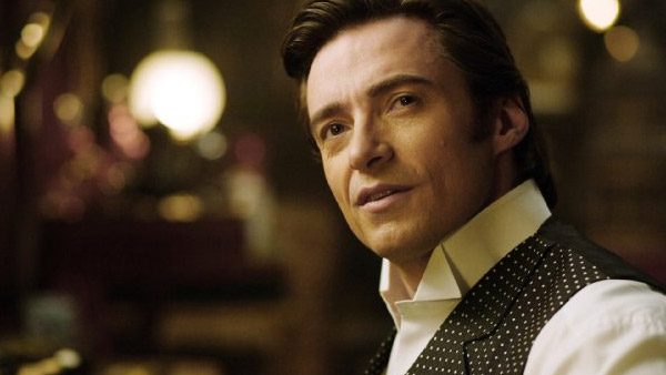 Jackman appears in a scene from the 2006 film 'The Prestige.'