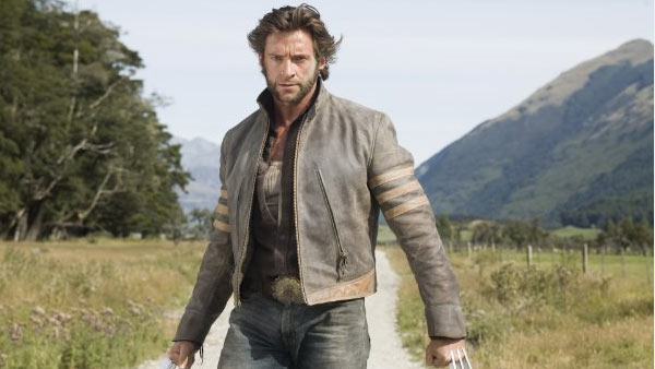 Hugh Jackman appears in a scene from the 2009...