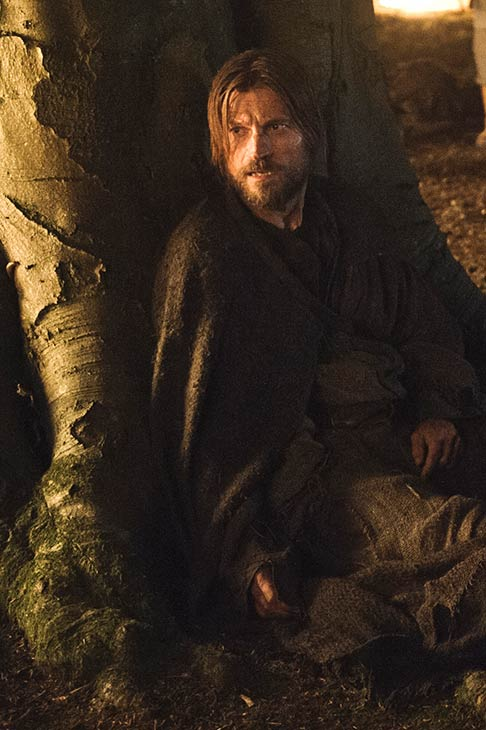 "<div class=""meta ""><span class=""caption-text "">Nikolaj Coster-Waldau appears as Jaime Lannister in a scene from season 3 of the HBO show 'Game of Thrones.' (Helen Sloan / HBO)</span></div>"