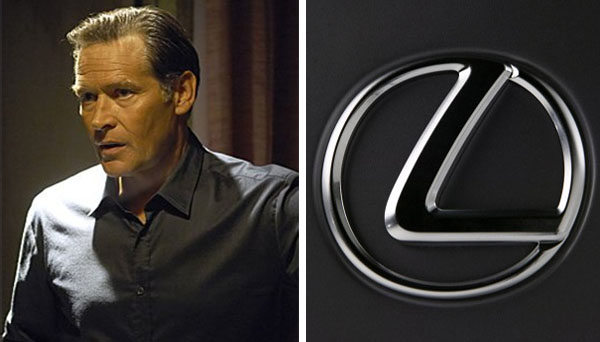 James Remar in a scene from 'Dexter.'/Remar was the voice for several Lexus commercials in 2009.