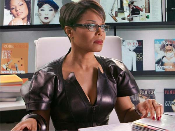 Janet Jackson in a scene from the 2010 film,...