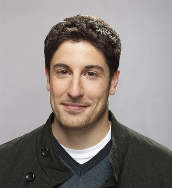 Jason Biggs appears in a promotional still for the show, 'Mad Love.'