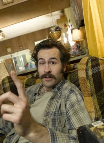 Jason Lee appears in a scene from the show 'My Name is Earl.'