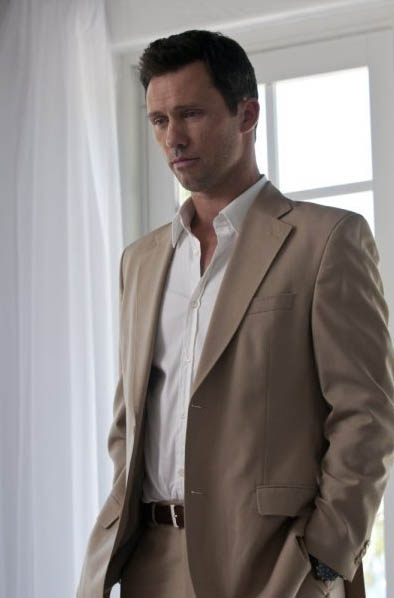 Jeffrey Donovan turns 44 on May 11, 2012. The actor is known for shows such as &#39;Burn Notice,&#39; &#39;Another World&#39; and &#39;Touching Evil&#39; and movies such as &#39;Book of Shadows: Blair Witch 2,&#39; and &#39;Hitch.&#39; <span class=meta>(USA Network ? Glenn Watson)</span>