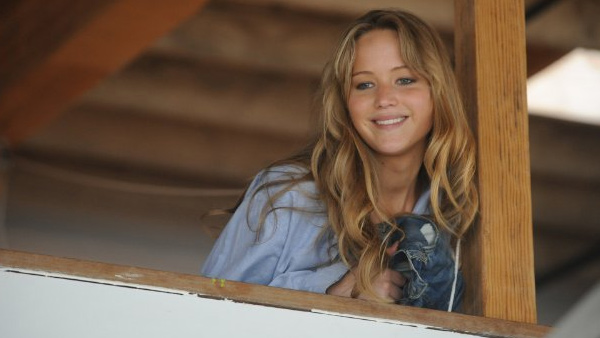Jennifer Lawrence appears in a scene from the 2011 film 'Like Crazy.'