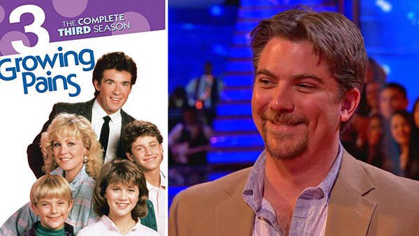 "<div class=""meta ""><span class=""caption-text "">Jeremy Miller played Ben Seaver, the second-youngest child on the sitcom 'Growing Pains, which aired between 1985 and 1992. He reprised his role in the TV films 'The Growing Pains Movie' and 'Growing Pains: Return of the Seavers.'   He also played himself in the 2003 comedy movie 'Dickie Roberts: Former Child Star.' In recent years, Miller starred in independent films.  Miller has a bio-degradable medical implant that releases the drug Naltrexone to battle alcoholism, which he had suffered from for 15 years, since his twenties. He became the spokesperson of Fresh Start, which licenses the product, in 2011. He has said that the implant saved his marriage. He is married to wife Joanie (watch a video of the two).  In the past, he dated fellow former child stars Candace Cameron Bure of 'Full House,' who is also the sister of his 'Growing Pains' co-star Kirk Cameron, and Danica McKellar of 'The Wonder Years.' The two competed on season 18 of ABC's 'Dancing With The Stars' and Miller attended the taping of week 2 on March 24, 2014 to cheer them on. (See more PHOTOS)  (Pictured: Jeremy Miller appears as Ben Seaver in a scene from the 1980s series 'Growing Pains.' /  'Dancing With The Stars' co-host Erin Andrews talks to audience member and 'Growing Pains' alum Jeremy Miller (he played Ben Seaver) on week 2 on March 24, 2014. (Warner Bros. Television / ABC Photo / Adam Taylor)</span></div>"