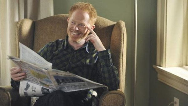 "<div class=""meta image-caption""><div class=""origin-logo origin-image ""><span></span></div><span class=""caption-text"">Jesse Tyler Ferguson of 'Modern Family' on being nominated for Outstanding Supporting Actor in a Comedy Series:  'Thrilled about all of Modern Family's Emmy noms. Also super excited for my favorite new comedies: Veep & Girls & the brilliant @lenadunham' he Tweeted on July 19.   This is Ferguson's second nomination, with the actor being nominated in 2010 for the same honor.  (Pictured: Jesse Tyler Ferguson in a scene from 'Modern Family.') (ABC)</span></div>"