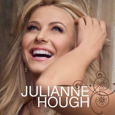 Julianne Hough appears on the cover of her self-titled 2008 debut album.