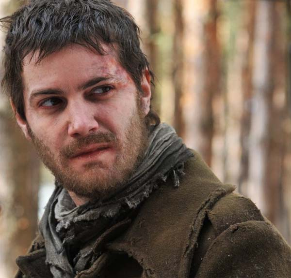 Jim Sturgess turns 34 on May 16, 2012. The English born actor is known for films such as &#39;21,&#39; &#39;Across the Universe,&#39; &#39;The Other Boleyn Girl&#39; and &#39;Fifty Dead Men Walking.&#39;  <span class=meta>(Newmarket Films)</span>