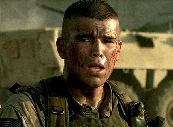 Josh Hartnett turns 34 on July 21, 2012. The actor is known for movies such as &#39;Black Hawk Down,&#39; &#39;Pearl Harbor&#39; and &#39;Lucky Number Slevin.&#39;&#40;Pictured: Josh Hartnett appears in a scene from the 2001 film &#39;Black Hawk Down.&#39;&#41; <span class=meta>(Revolution Studios &#47; Jerry Bruckheimer Films &#47; Scott Free Productions)</span>