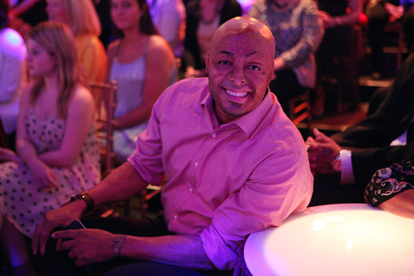 &#39;Dancing With The Stars&#39; season 13 winner J.R. Martinez watches season 14 contestants compete on April 16, 2012. <span class=meta>(ABC)</span>