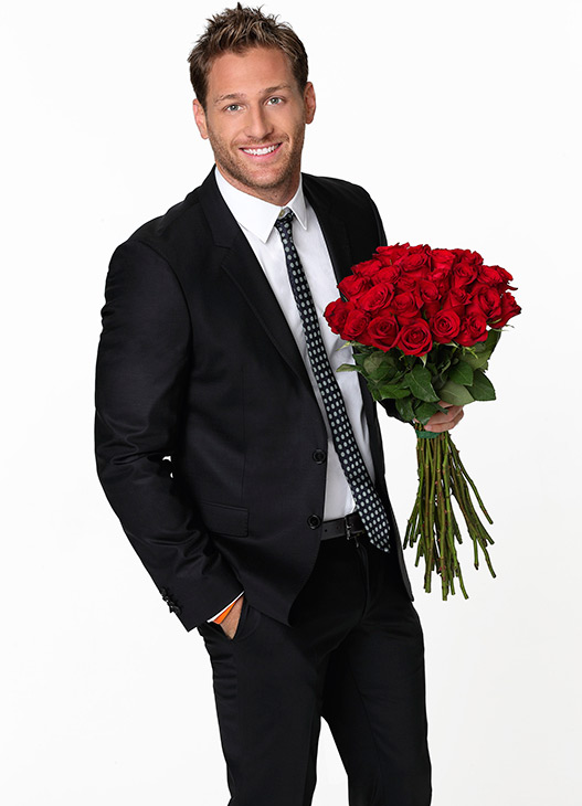 "<div class=""meta ""><span class=""caption-text "">'Bachelor' star Juan Pablo Galavis, a 32-year-old single dad from Florida, will have 27 ladies competing for him on season 18 of the ABC show, which premieres on Jan. 6 at 8 p.m. ET. (ABC Photo / Craig Sjodin)</span></div>"