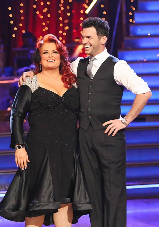Singer Wynonna Judd and her partner Tony Dovolani received 18 out of 30 points from the judges for their Cha Cha Cha routine on the season premiere of &#39;Dancing With The Stars,&#39; which aired on March 18, 2013 <span class=meta>(ABC Photo)</span>