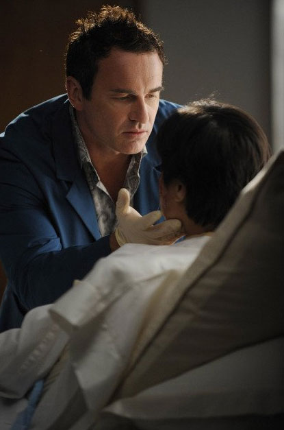 Julian McMahon turns 44 on July 27, 2012. The actor is known for movies such as &#39;Fantastic Four,&#39; and the show &#39;Nip&#47;Tuck.&#39;&#40;Pictured: Julian McMahon appears in a scene from the 2010 show &#39;Nip&#47;Tuck.&#39;&#41; <span class=meta>(Hands Down Entertainment &#47; Ryan Murphy Productions &#47; Shephard &#47; Robin Productions &#47; Stu Segall Productions &#47; Warner Bros. Television)</span>