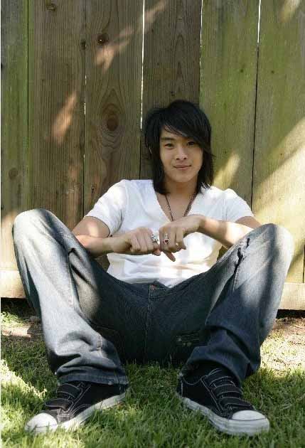 Professional still of Justin Chon dated April 17, 2011 from his personal IMDB.com page.