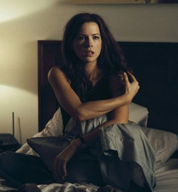 Kate Beckinsale appears in a scene from the 2002...