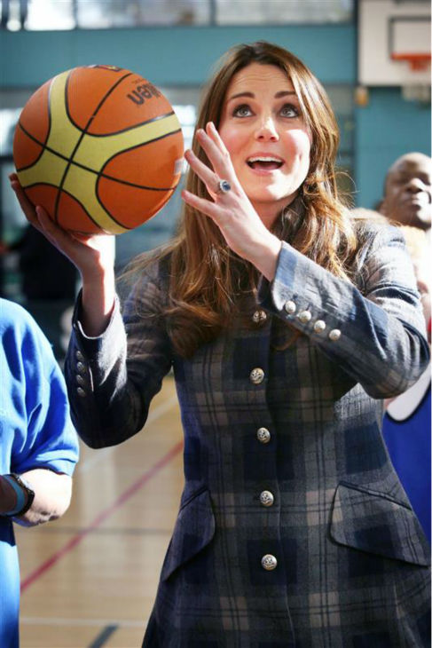 "<div class=""meta ""><span class=""caption-text "">The time Kate Middleton showed us her basketball skills at the Emirates Arena in Glasgow in Scotland, UK on April 4, 2013. (Barcroft Media / Startraksphoto.com)</span></div>"