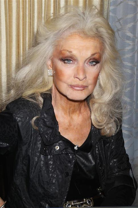 Kate O'Mara appears at the 2013 Chiller Theatre Convention at the Sheraton hotel in Wippany, NEw Jersey on Oct. 25, 2013. She died on March 30, 2014 at age 74 after battling a short illness.