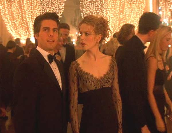 Nicole Kidman appears in a scene from the provocative 1999 film &#39;Eyes Wide Shut&#39; alongside her then-husband Tom Cruise.  <span class=meta>(Hobby Films &#47; Pole Star)</span>