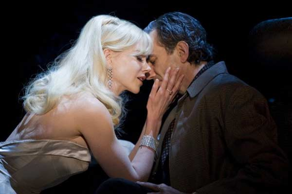 "<div class=""meta ""><span class=""caption-text "">Nicole Kidman appears in a scene from the 2009 film 'Nine' alongside her co-star Daniel Day-Lewis in a romantic-drama based on the Broadway show. (Weinstein Company / The, Relativity Media / Marc Platt Productions)</span></div>"