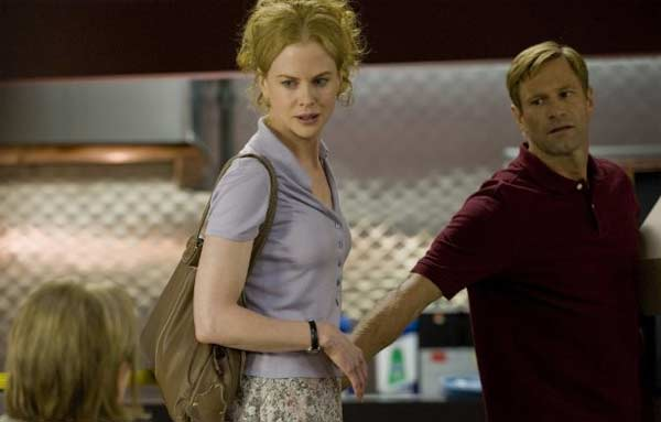 Nicole Kidman appears in a scene from the 2010 film &#39;Rabbit Hole&#39; alongside co-star Aaron Eckhart. The film depicts the life of a once happy couple after their son dies in an accident. <span class=meta>(Olympus Pictures)</span>