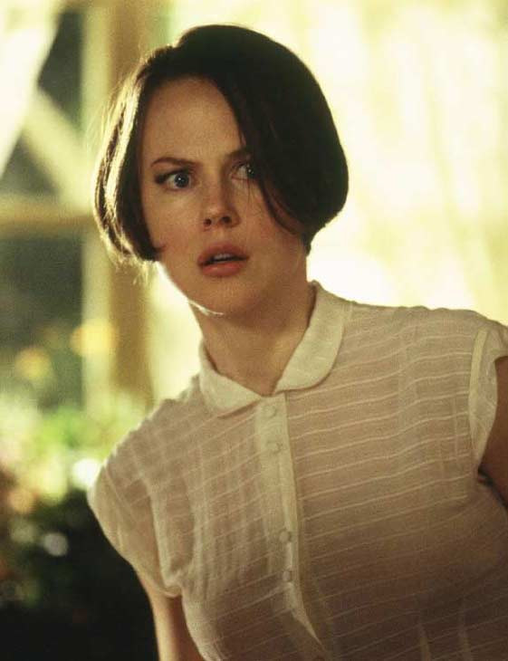 Nicole Kidman appears in a scene from the 2004 film 'The Stepford Wives,' a comedy-thriller that shows Stepford husbands attempting to create very real and perfect wives.