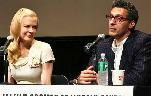 Actress Nicole Kidman appears in a photo from the New York Film Festival alongside actor John Turturro on Oct. 6, 2007. <span class=meta>(flickr.com&#47;photos&#47;muckster&#47;)</span>
