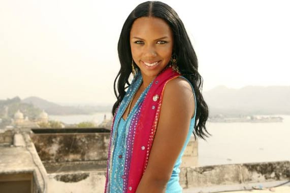 Kiely Williams appears in a scene from the 2008...
