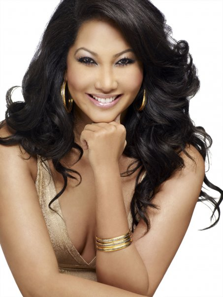 Kimora Lee Simmons in a professional still from...
