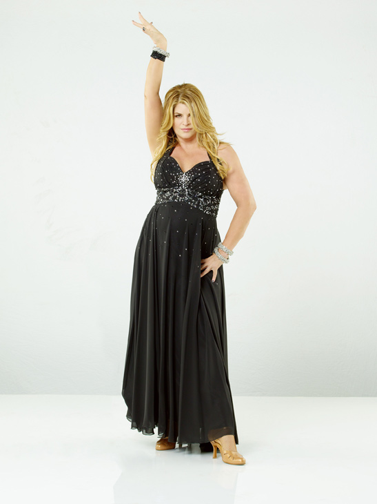 "<div class=""meta ""><span class=""caption-text ""> Kirstie Alley, two-time Emmy winning actress who starred in 'Cheers' and 'Kirstie Alley's Big Life,' joins Maksim Chmerkovskiy who is back for his tenth season on season 12 of 'Dancing with the Stars,' which premieres on March 21 at 8 p.m.  (ABC Photo/ Bob D'Amico)</span></div>"