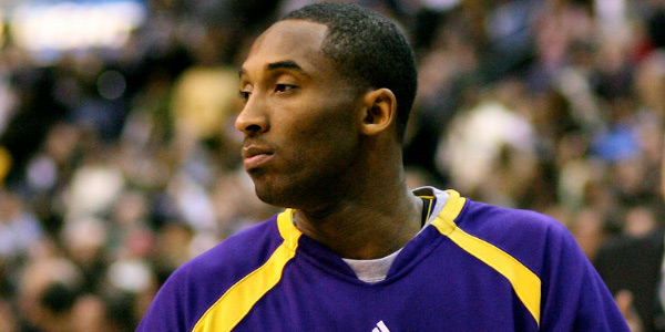 "<div class=""meta ""><span class=""caption-text "">Kobe Bryant turns 34 on Aug. 23, 2012. The athlete is the star shooting guard for the Los Angeles Lakers. (Pictured: Kobe Bryant appears in a photo from a Los Angeles Lakers Game in February 2007.) (flickr.com/photos/keithallison/)</span></div>"