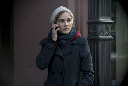 Diane Kruger in a scene from the 2011 film, 'Unknown.'