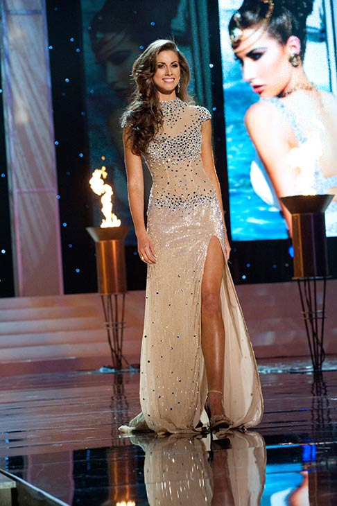 "<div class=""meta image-caption""><div class=""origin-logo origin-image ""><span></span></div><span class=""caption-text"">Miss Alabama USA 2012 Katherine Webb, from Phenix City, poses in an evening gown at the Miss USA 2012 pageant at the Planet Hollywood Resort and Casino Theatre for the Performing Arts in Las Vegas, Nevada on June 3, 2012. (Patrick Prather / Miss Universe Organization L.P.)</span></div>"