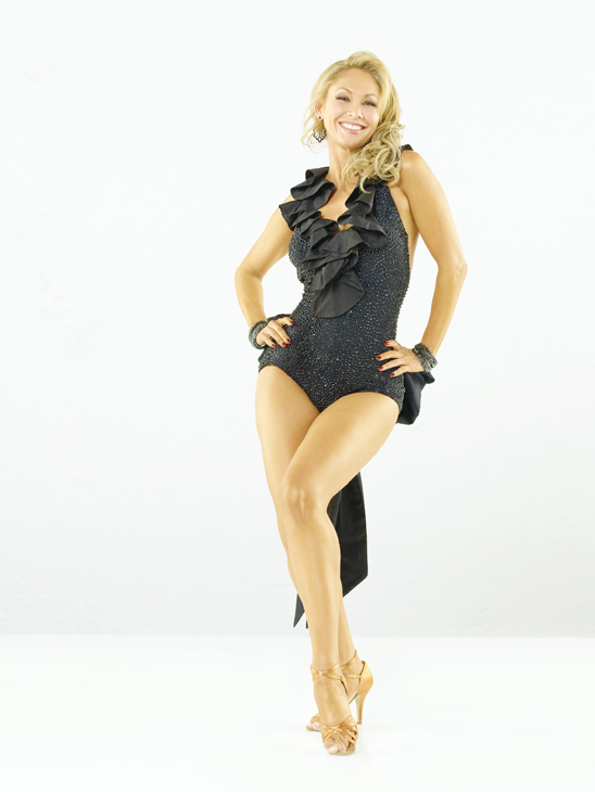 "<div class=""meta ""><span class=""caption-text "">Kym Johnson returns for her ninth season on season 12 of 'Dancing with the Stars,' which premieres on March 21 at 8 p.m. her partner is Hines Ward, Steelers wide receiver and two-time Super Bowl XL MVP. (ABC Photo/ Bob D'Amico)</span></div>"