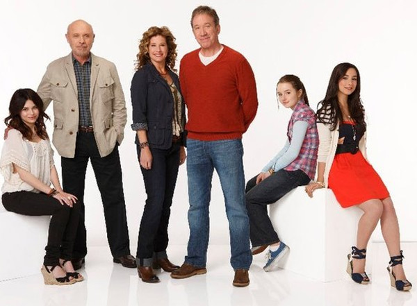 Still image of the cast from 'Last Man Standing.'