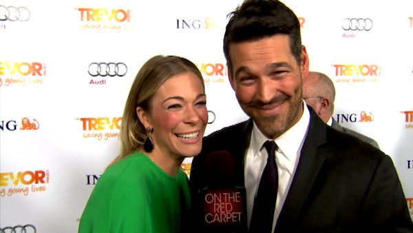 LeAnn Rimes and Eddie Cibrian talk to...