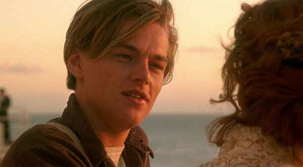 Leonardo DiCaprio told Glamour magazine in July 2010: &#39;I had better success meeting girls before &#39;Titanic.&#39; My interactions with them didn&#39;t have all the stigma behind it, not to mention there wasn&#39;t a perception of her talking to me for only one reason.&#39; &#40;Pictured: Leonardo DiCaprio appears in a scene from the 1997 movie &#39;Titanic.&#39;&#41; <span class=meta>(Twentieth Century Fox &#47; Paramount Pictures)</span>